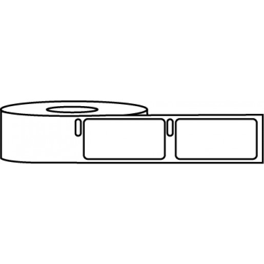 """1"""" x 2.125"""" Thermal Label Roll - DYMO® 30336 Compatible"""