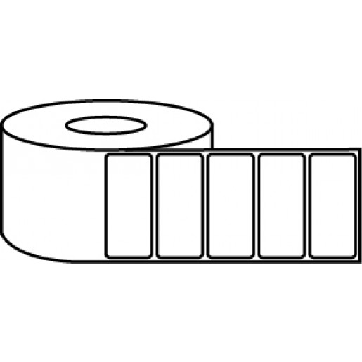 """4"""" x 2"""" Thermal Label Roll - 3"""" Core / 8"""" Outer Diameter"""