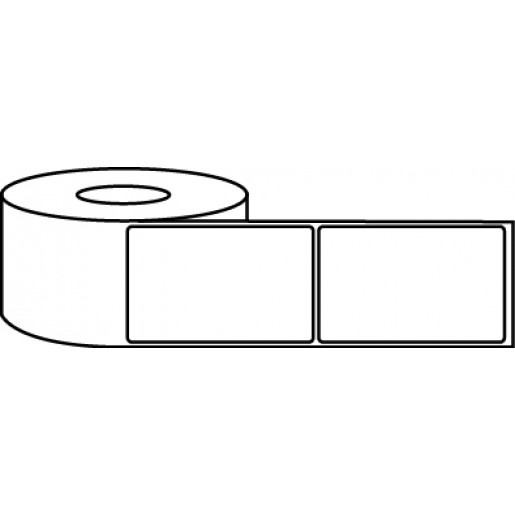 """4"""" x 6"""" Thermal Label Roll - 3"""" Core / 8"""" Outer Diameter"""