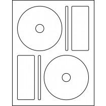 "CD Memorex 4.625"" w/ 22mm center"