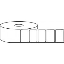 "1.2"" x 0.85"" Thermal Label Roll - 1"" Core / 4"" Outer Diameter"