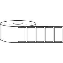 "1.75"" x 0.875"" Thermal Label Roll - 1"" Core / 4"" Outer Diameter"