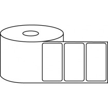 "2.25"" x 1.25"" Thermal Label Roll - 1"" Core / 4"" Outer Diameter"