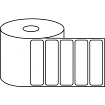 "3"" x 1"" Thermal Label Roll - 1"" Core / 4"" Outer Diameter"