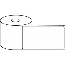 "3"" x 5"" Thermal Label Roll - 1"" Core / 4"" Outer Diameter"