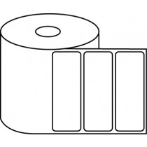 "4"" x 1.5"" Thermal Label Roll - 1"" Core / 4"" Outer Diameter"