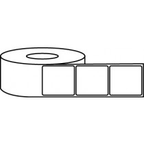 "3"" x 3"" Thermal Label Roll - 3"" Core / 8"" Outer Diameter"