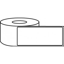 "4"" x 8"" Thermal Label Roll - 3"" Core / 8"" Outer Diameter"
